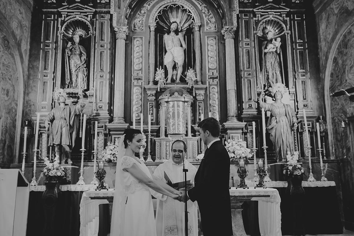 votos novios boda