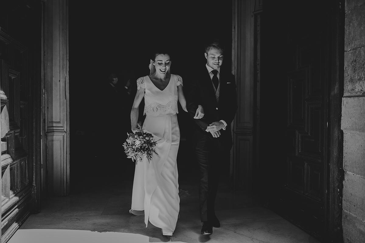 fotografía boda iglesia