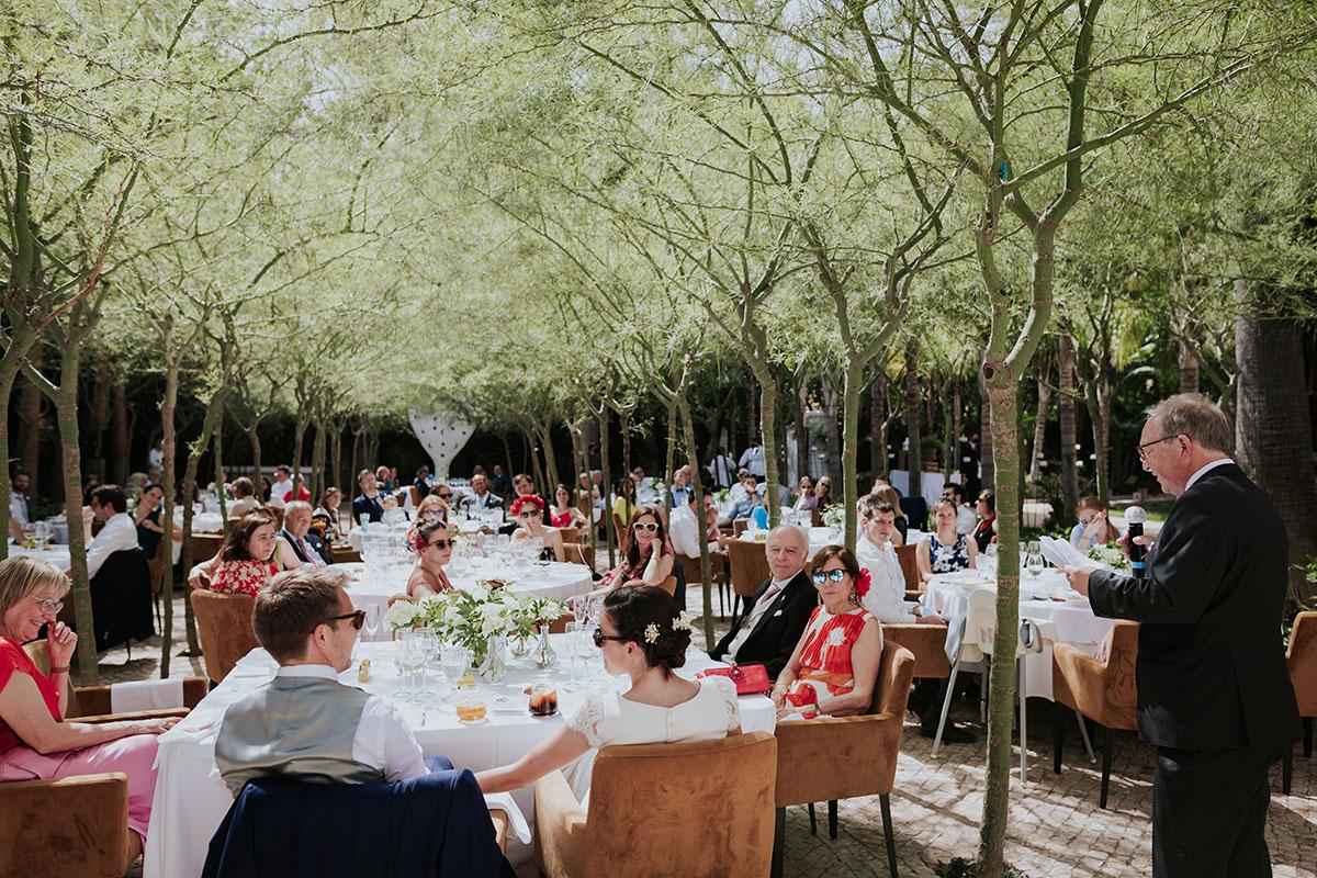 banquete boda palacio limonar