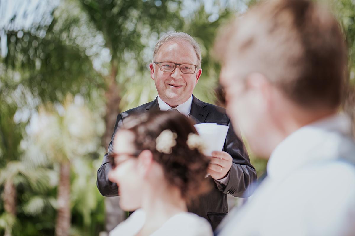 Speech boda málaga