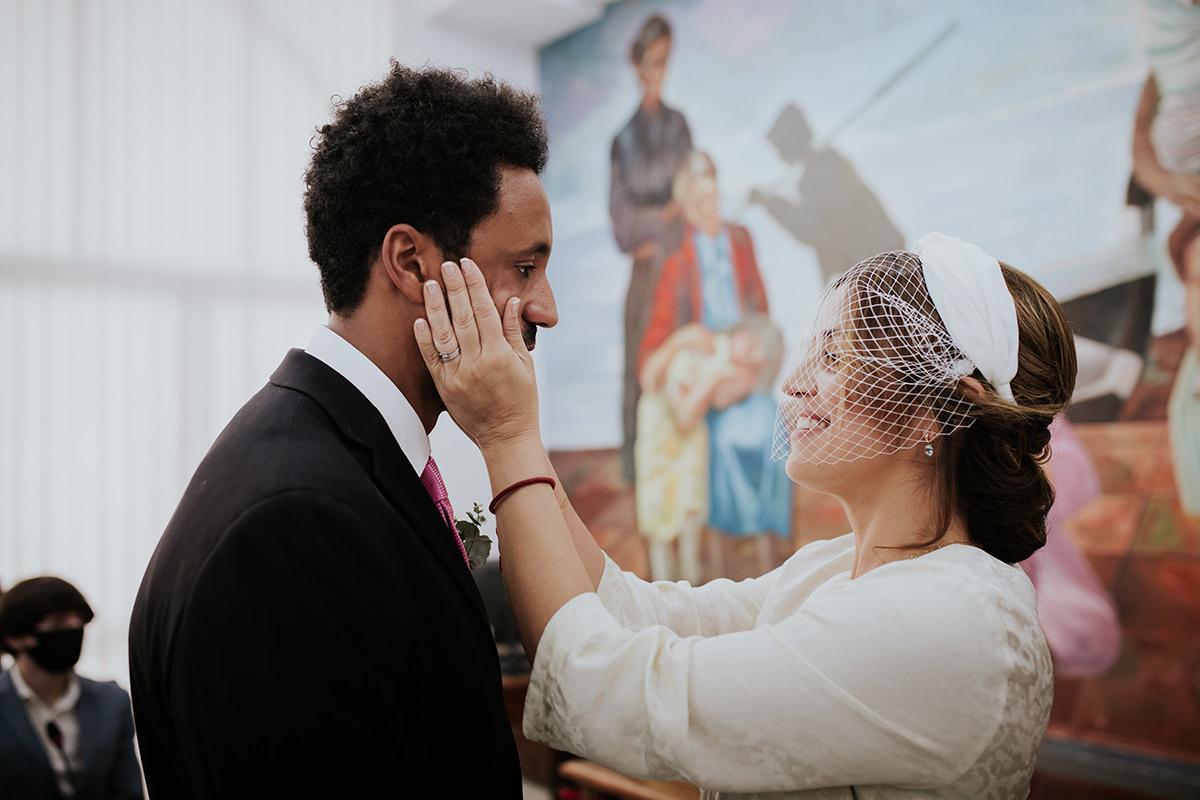 fotografía novios boda