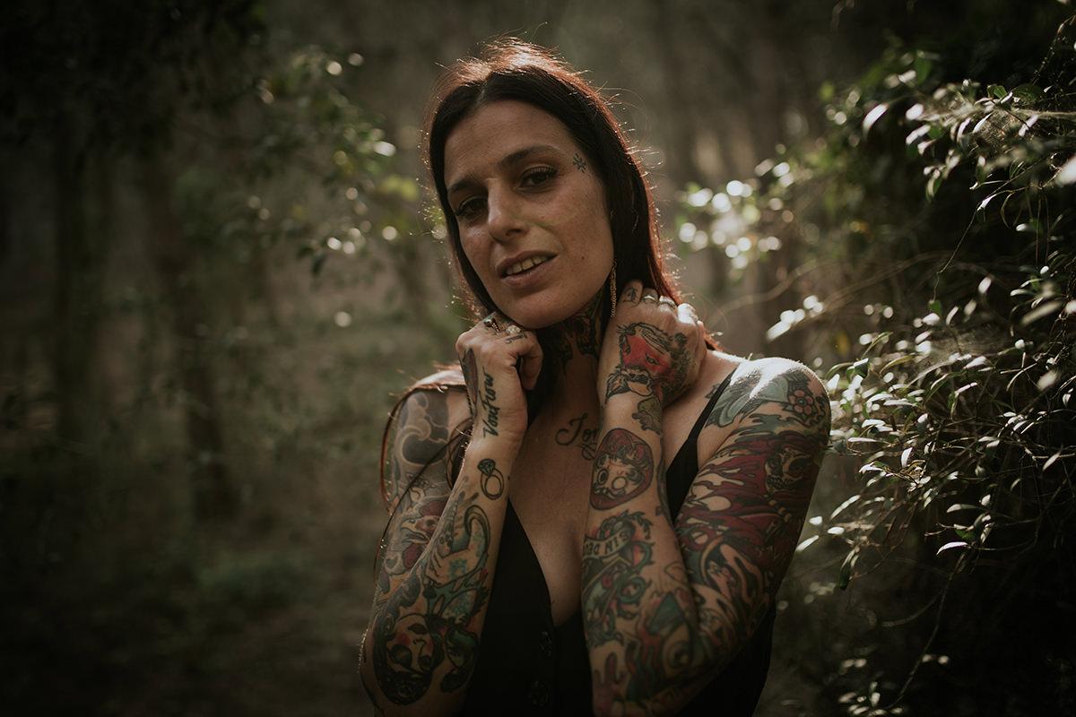 retrato madre naturaleza tatuajes