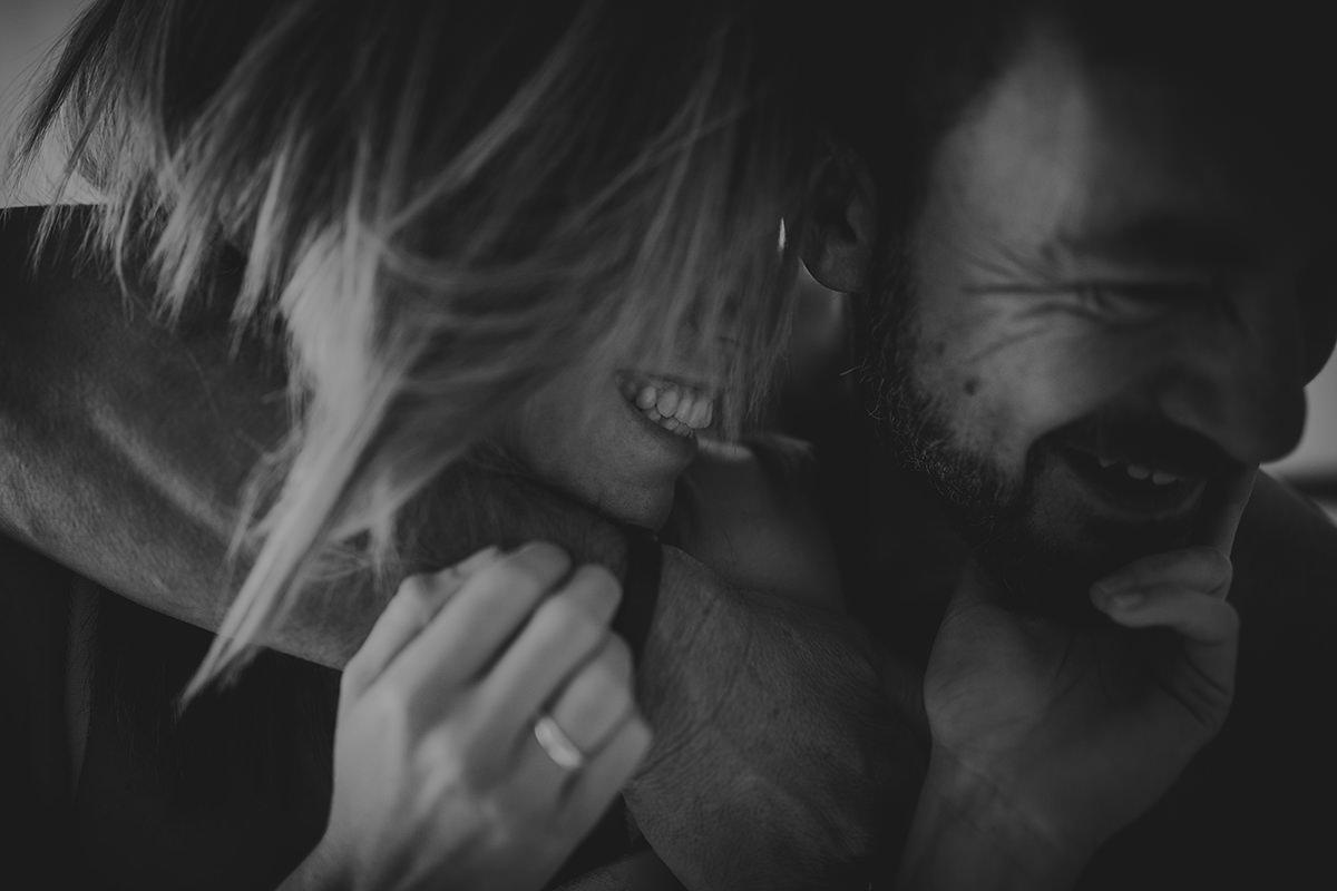 fotografía íntimo pareja abrazo