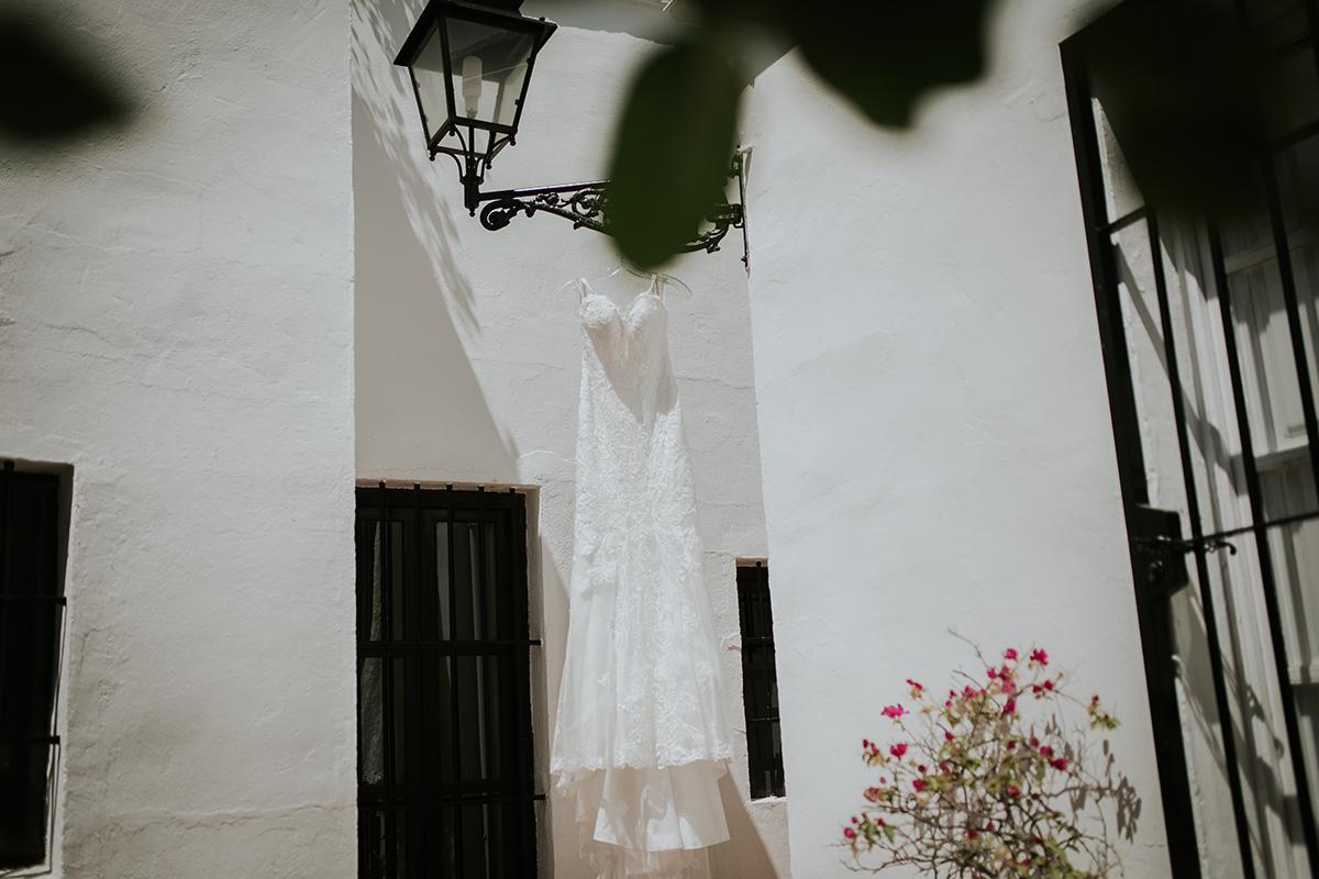 fotografía marbella vestido novia