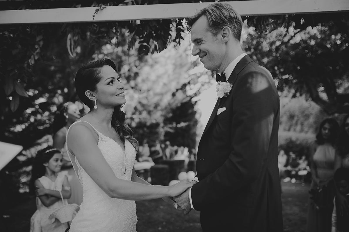 fotografía votos boda marbella