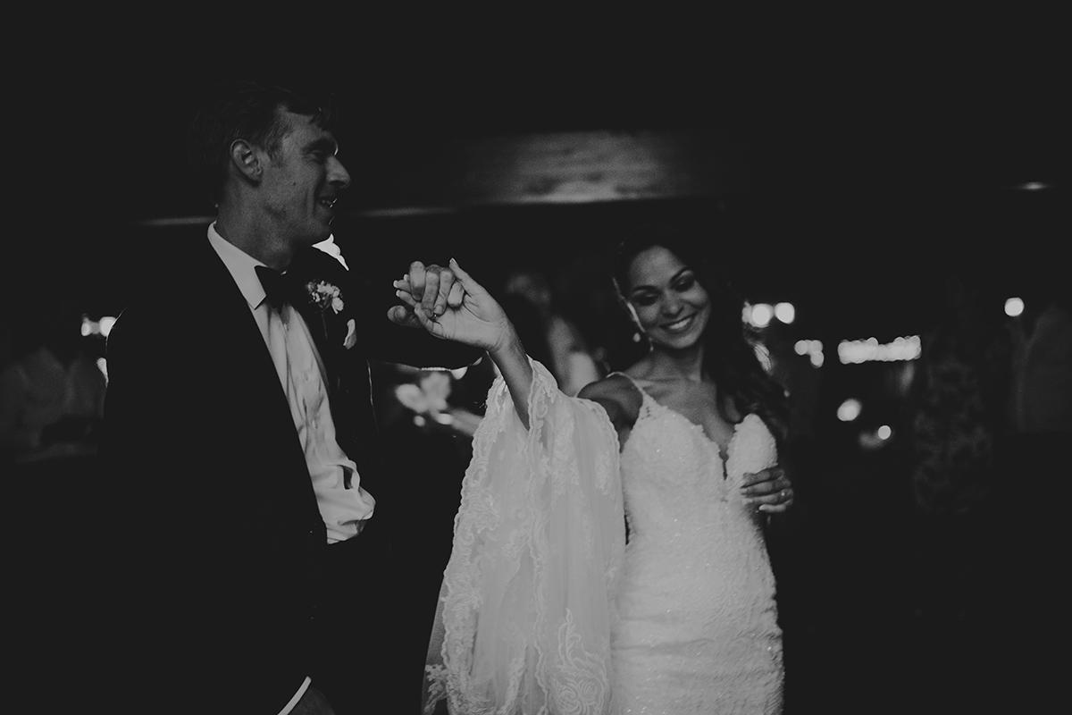 fotografía baile novios marbella