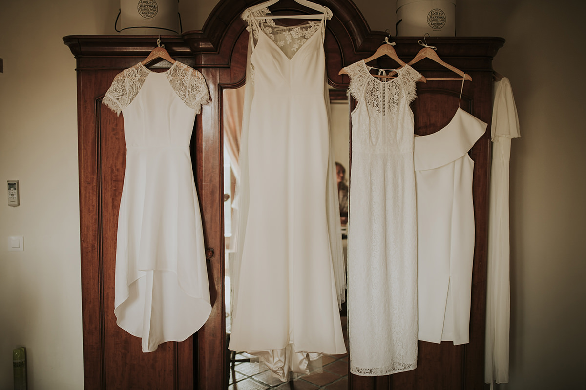 vestidos boda tarifa