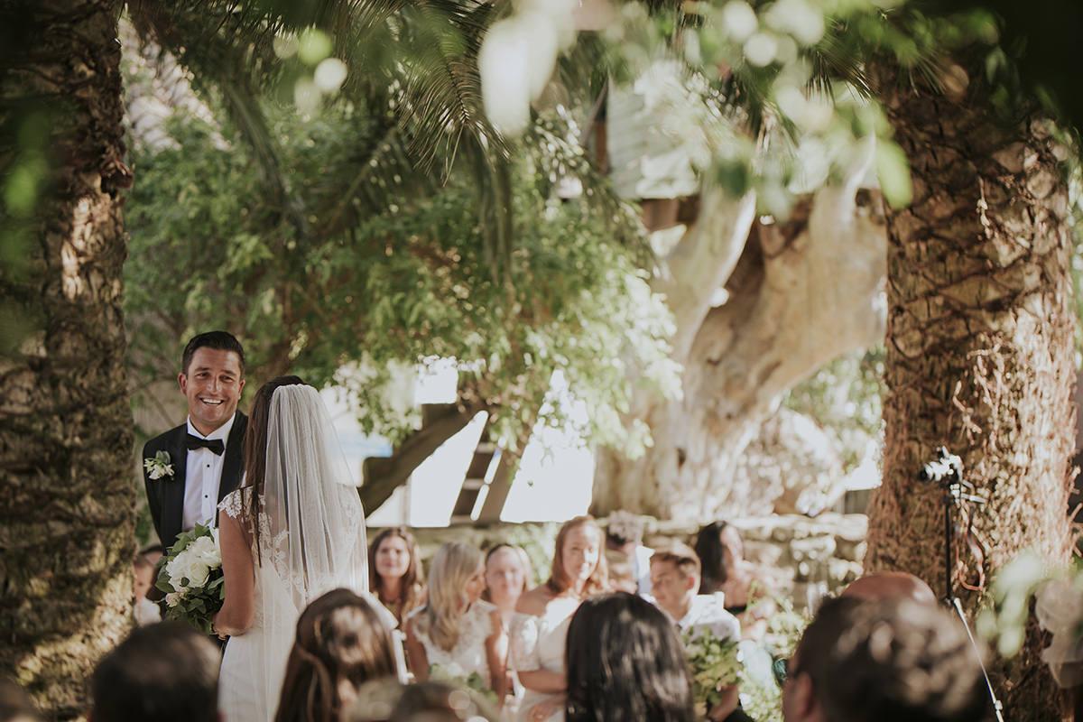 fotografía boda civil