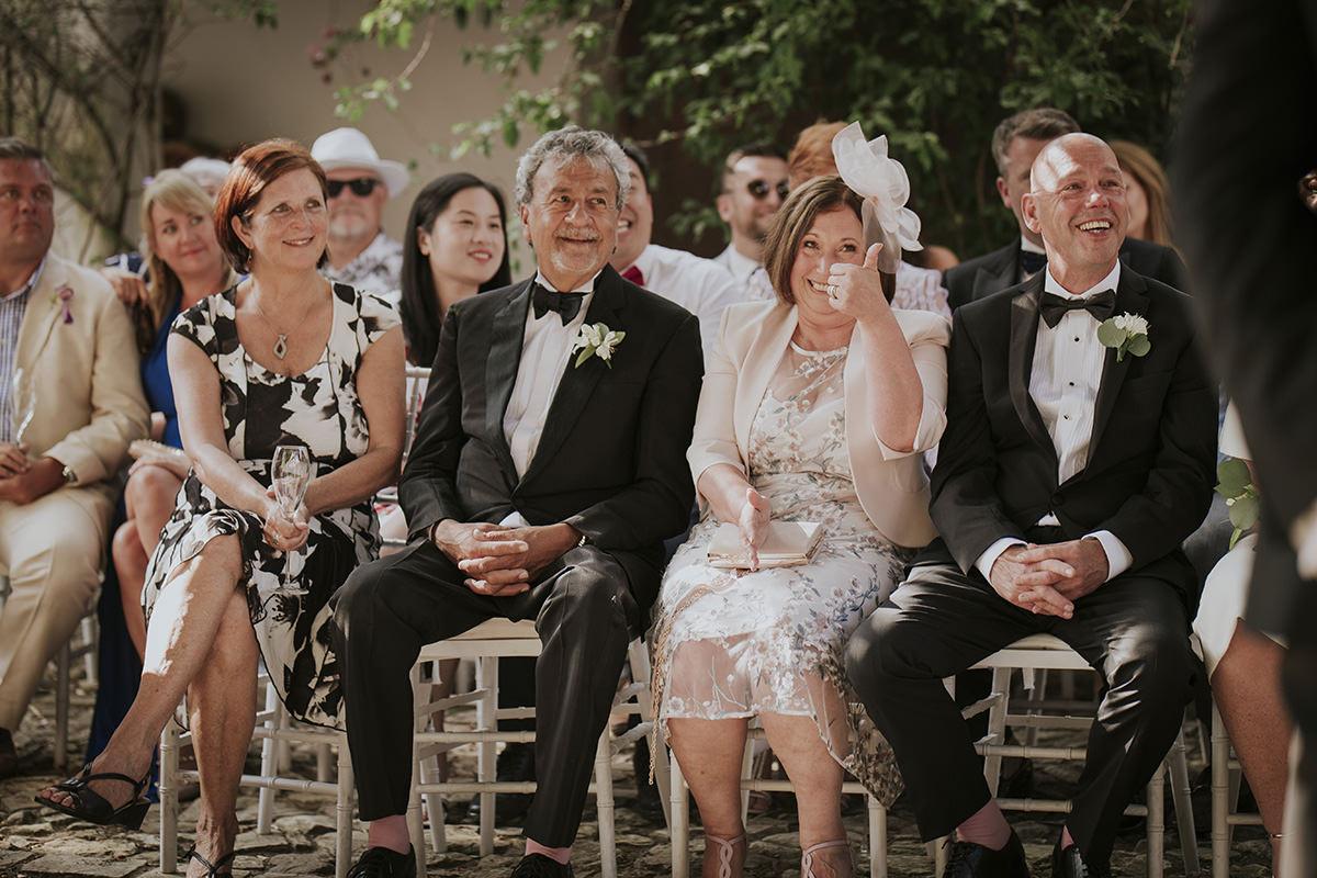 fotografía boda ceremonia tarifa