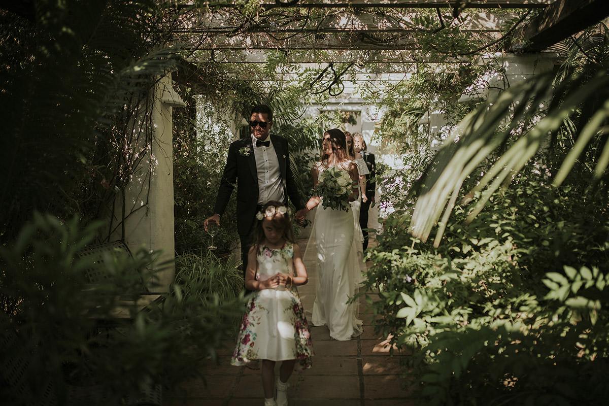 boda jardin cortijo