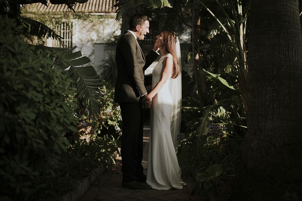 fotografía boda cortijo