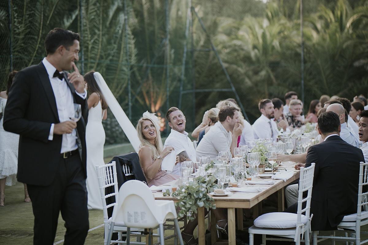 fotografía invitados boda tarifa