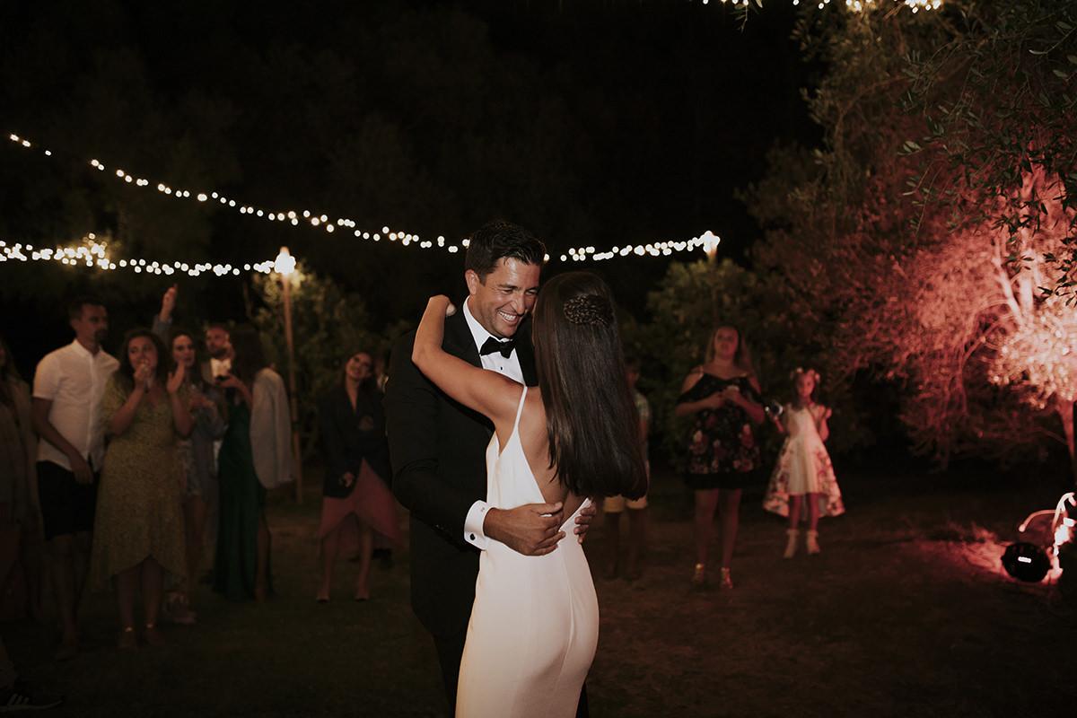 baile novios boda tarifa