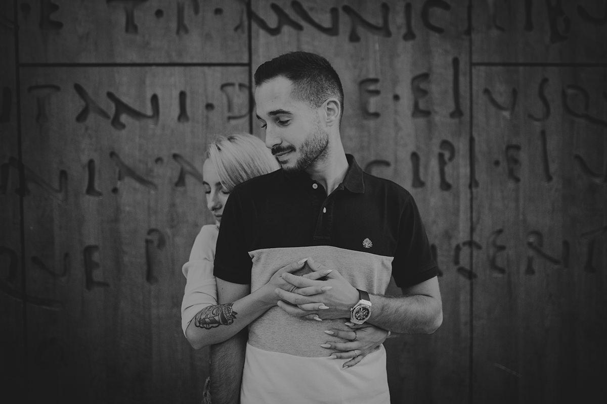 fotografía novios pareja